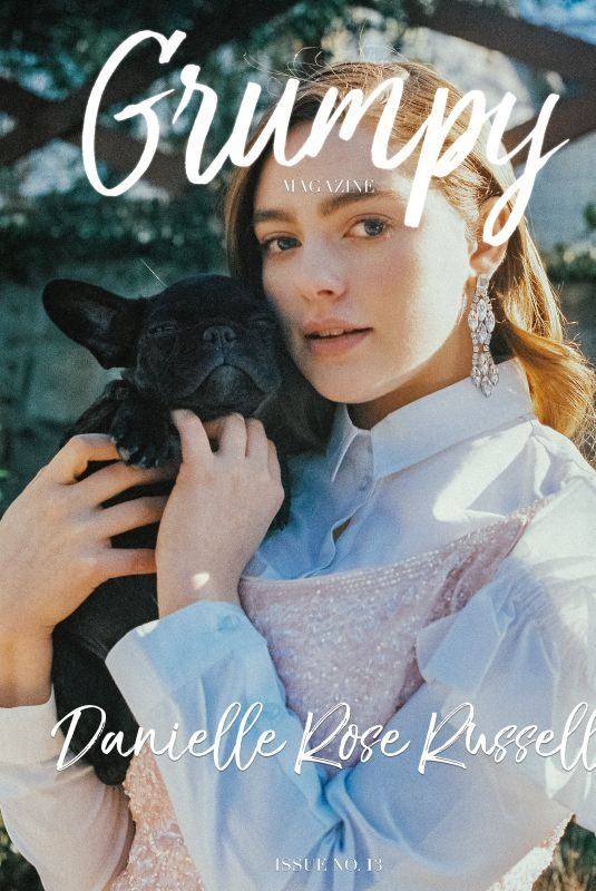 DANIELLE ROSE RUSSELL in Grumpy Magazine, 2019