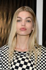 DAPHNE GROENEVELS at Off-white Show at Paris Fashion Week 02/28/2019