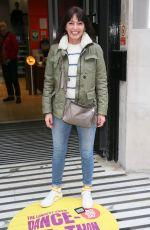 DAVINA MCCALL Leaves BBC Radio 2 in London 03/12/2019