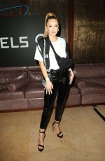 DELILAH HAMLIN at Wheels LA Launch Party in Los Angeles 03/14/2019