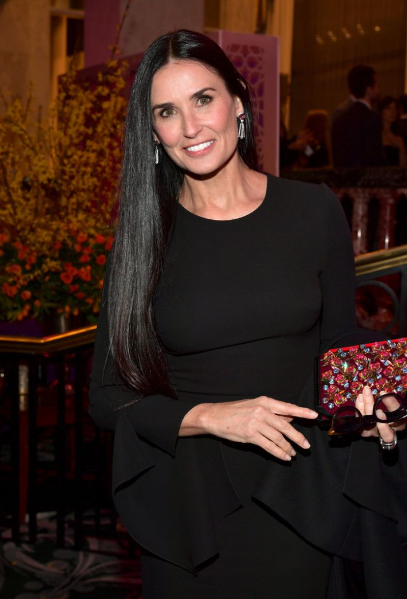 DEMI MOORE at An Unforgettable Evening in Beverly Hills 02 ...