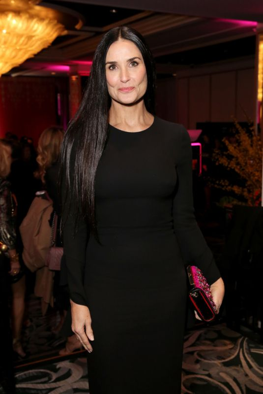 DEMI MOORE at An Unforgettable Evening in Beverly Hills 02/28/2019