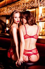 DIONI TABBERS and CHARLIE DUPONT for Honey Birdette
