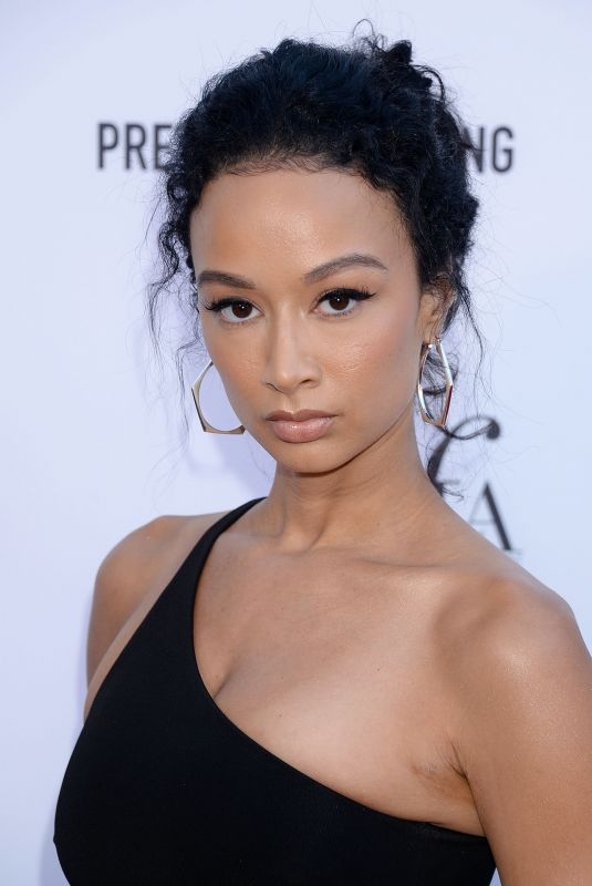 DRAYA MICHELE at Daily Front Row Fashion LA Awards 03/17/2019