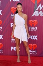 DRAYA MICHELE at Iheartradio Music Awards 2019 in Los Angeles 03/14/2019