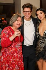 DUA LIPA at The Dirty Dishes Cookbook Launch in London 03/12/2019