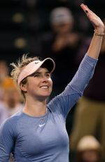 ELINA SVITOLINA at 2019 Indian Wells Masters 1000 03/09/2019