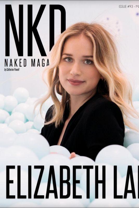 ELIZABETH LAIL for Nkd Magazine, Marcch 2019