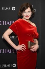 ELIZABETH MCGOVERN at The Chaperone Premiere in New York 03/25/2019