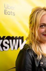 ELIZABETH MOSS at Us Premiere 2019 SXSW Festival in Austin 03/08/2019