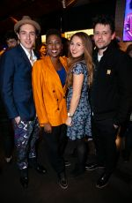 ELLA ROAD at The Phlebotomist Party in London 03/25/2019
