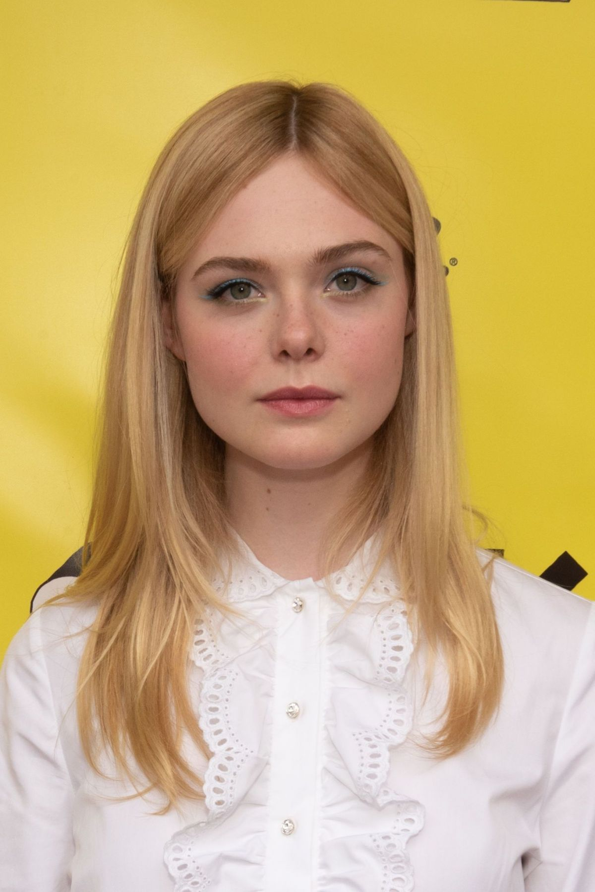 Elle Fanning Covers Fashion Magazine Says She Loves Being: ELLE FANNING At Teen Spirit Premiere At SXSW Festival In