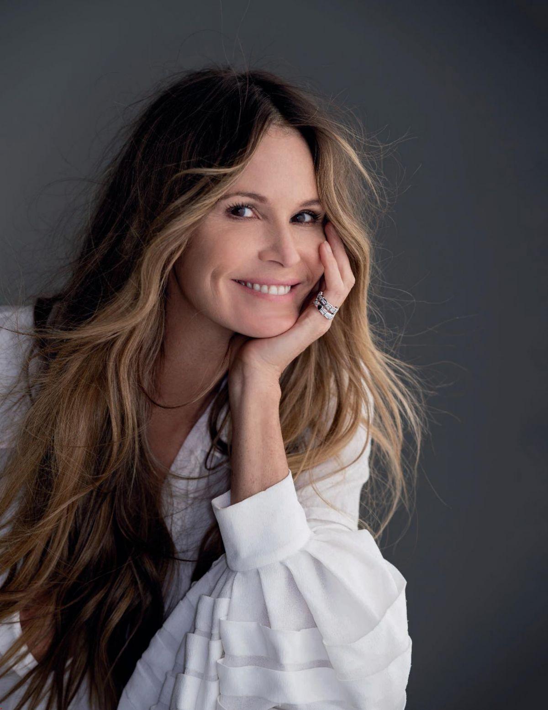 ELLE MACPHERSON in Elle Magazine, Italy March 2019 ...