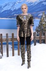 ELLIE BAMBER at Chanel Fashion Show at PFW in Paris 03/05/2019