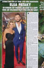 ELSA PATAKY in Hello! Magazine, March 2019