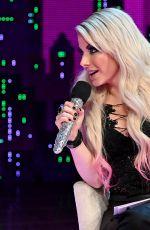 ELXA BLISS at WWE Raw in Atlanta 02/25/2019