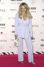EMILY ATACK at Emily Atack x In the Style Launch Party in London 03/06/2019
