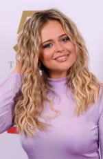 EMILY ATACK at Tric Awards 2019 in London 03/12/2019