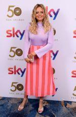 EMILY ATACK at Tric Awards 2019 in London 03/12/2019