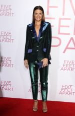 EMILY BALDONI at Five Feet Apart Premiere in Los Angeles 03/07/2019