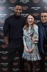 EMILY BROWNING at American Gods, Season 2 Screening in London 02/26/2019