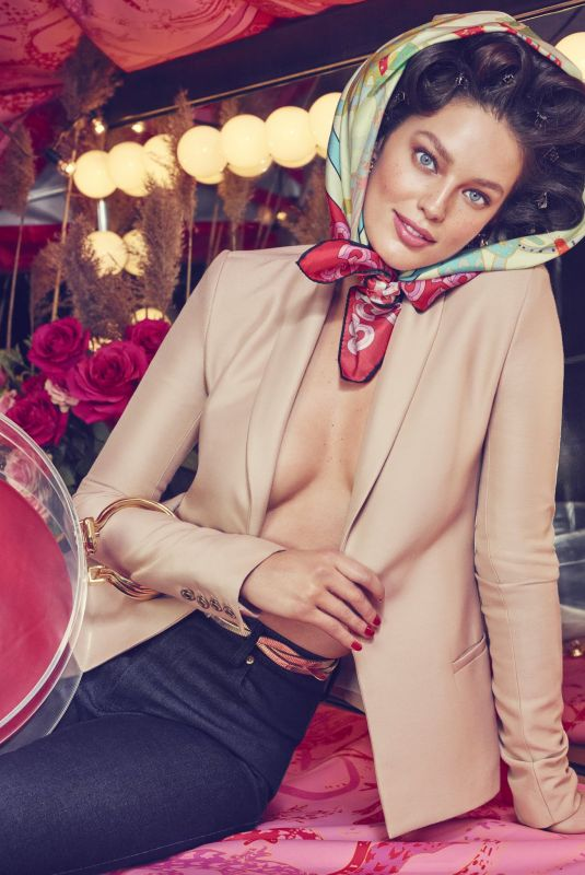 EMILY DIDONATO for BBrandon Maxwell Spring/Summer 2019 Campaign