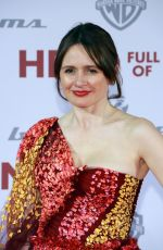 EMILY MORTIMER at Head Full of Honey Premiere in Berlin 03/12/2019