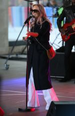 EMMA BUNTON Promotes Her New Single at One Show in London 02/27/2019