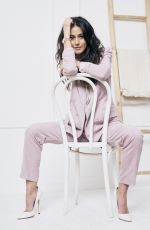EMMANUELLE CHRIQUI in Hey Beauti Magazine, Spring 2019