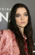 ESME CREED-MILES at Hanna Premiere in New York 03/21/2019