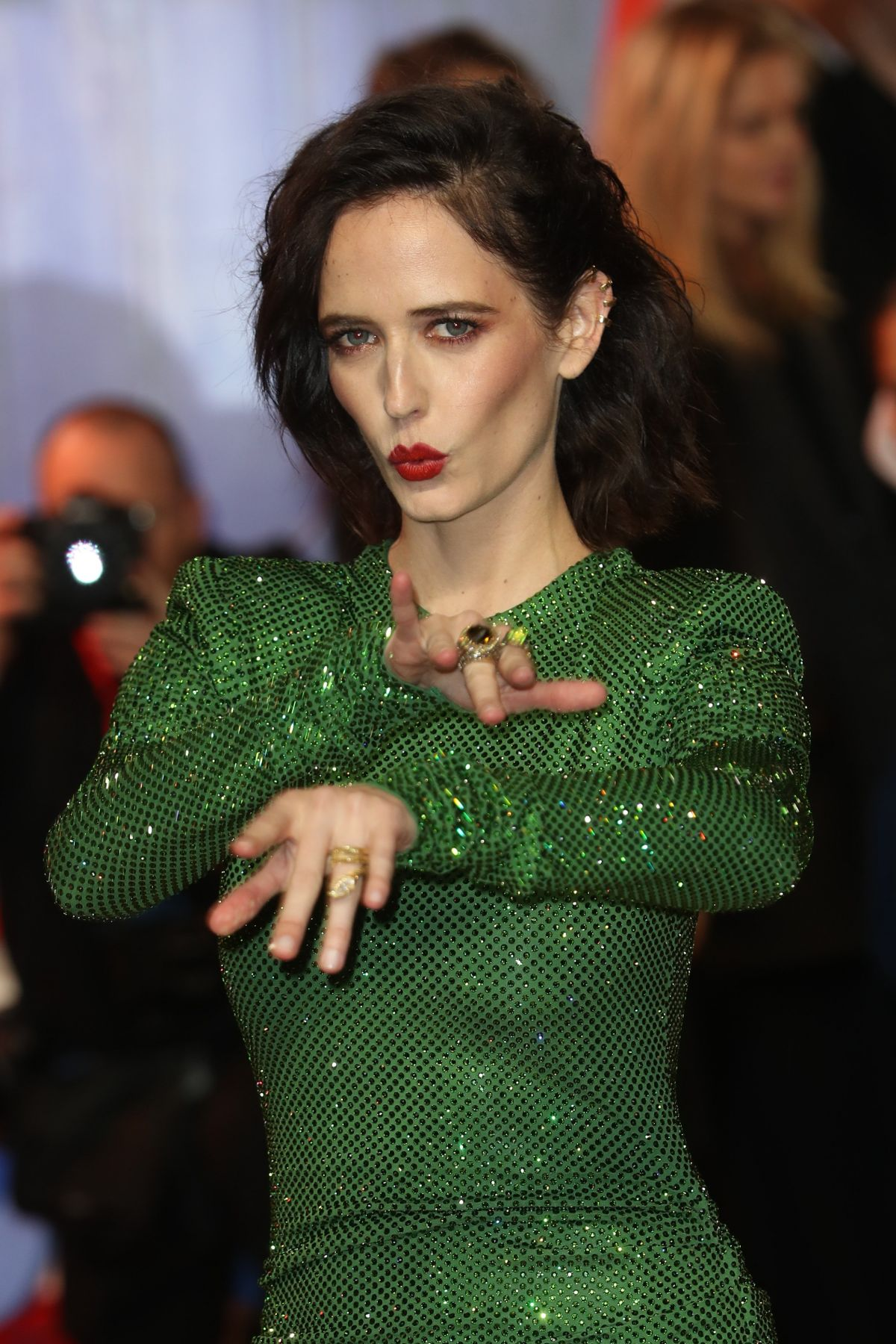 Eva Green At Dumbo Premiere In London 03212019 - Hawtcelebs-1784