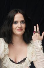 EVA GREEN at Dumbo Press Conference in Beverly Hills 03/10/2019