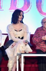 EVA GREEN at Dumbo Press Conference in Los Angeles 03/10/2019