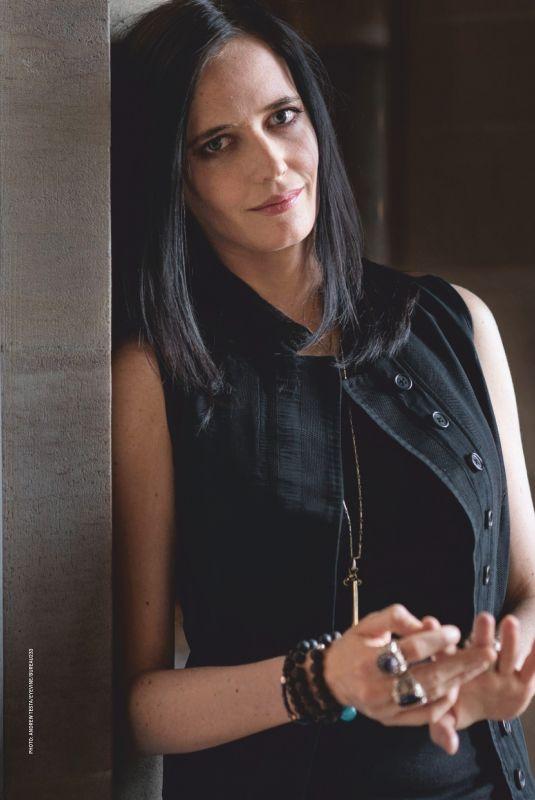 EVA GREEN in Grazia Magazine, France March 2019