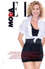 EVA HERZIGOVA in Elle Magazine, Italy March 2019