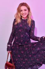 FLORENCE PUGH at Chloe Show at Parsi Fashion Week 02/28/2019