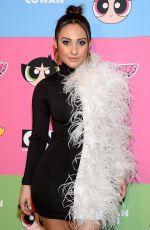 FRANCIA RAISA at Christian Cowan x Powerpuff Girls Show in Los Angeles 08/03/2019