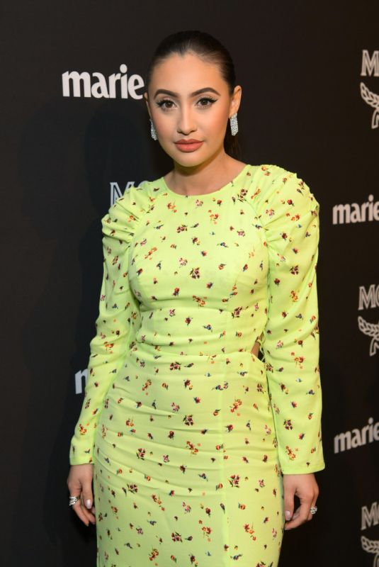 FRANCIA RAISA at Marie Claire Honors Hollywood