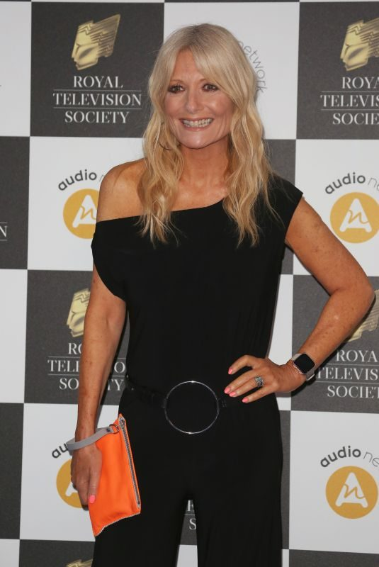 GABY ROSLIN at Royal Television Society Programme Awards in London 03/19/2019