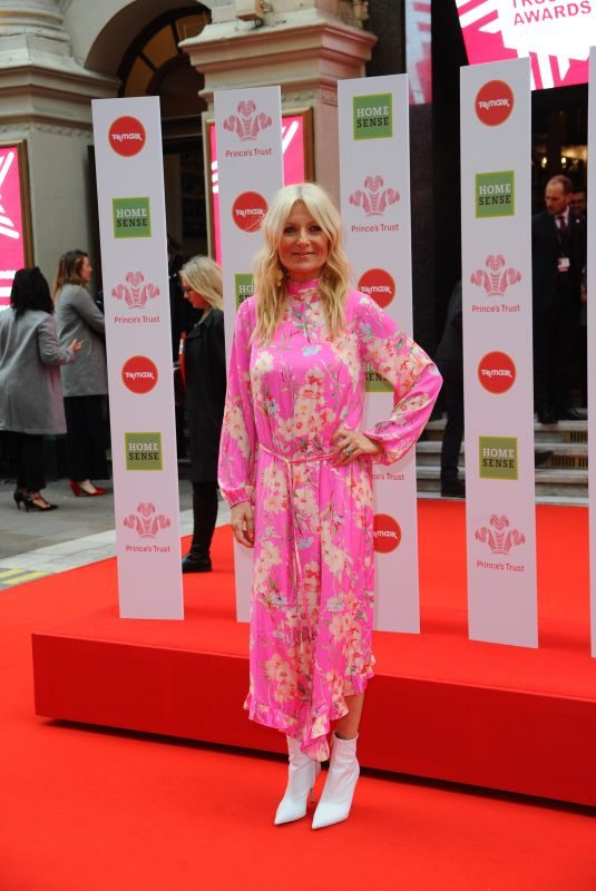 GABY ROSLIN at The Prince's Trust, Tkmaxx and Homesense Awards in London 03/13/2019