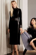 GEMMA CHAN and REBECCA CORBIN-MURRAY for The Hollywood Reporter 2019