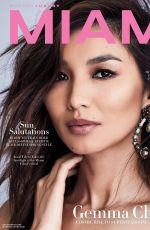 GEMMA CHAN in Modern Luxury, Magazine March 2019