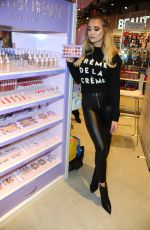 GEORGIA HARRISON at Carter Beauty by Marissa Carter Launch at Primark in London 02/28/2019