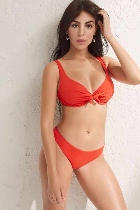 GEORGINA RODRIGUEZ for Yamamay, March 2019