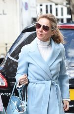GERI HALLIWELL Out in London 03/25/2019