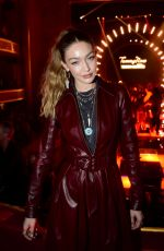 GIGI HADID at Tommy Hilfiger Tommynow Spring 2019: Starring Tommy x Xendaya Premieres in Paris 03/02/2019