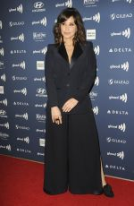 GINA GERSHON and JENNIFER TILLY at 2019 Glaad Media Awards in Los Angeles 03/28/2019