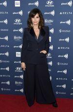 GINA GERSHON at 2019 Glaad Media Awards in Los Angeles 03/28/2019