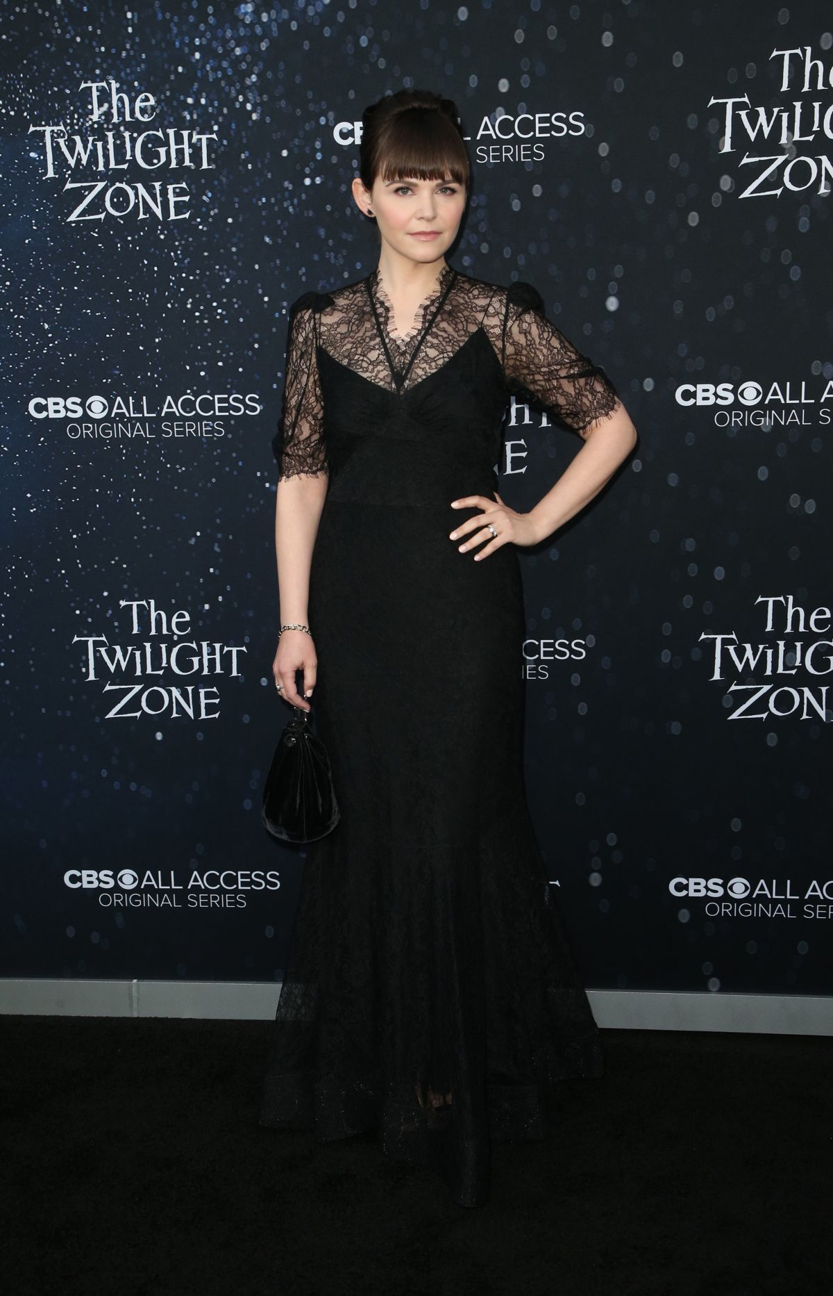Ginnifer Goodwin At The Twilight Zone Premiere In
