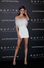 GRACE ELIZABETH at La Nuit by Sofitel Party with CR Fashion Book in Paris 02/28/2019